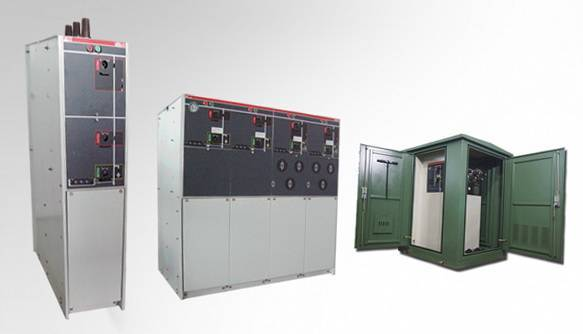 Medium Voltage SF6 Gas-insulated metal-enclosed Switchgear