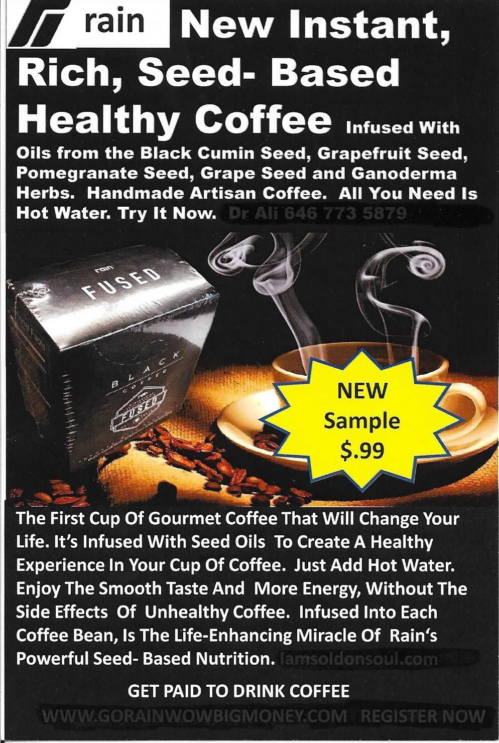 Black Coffee Fused