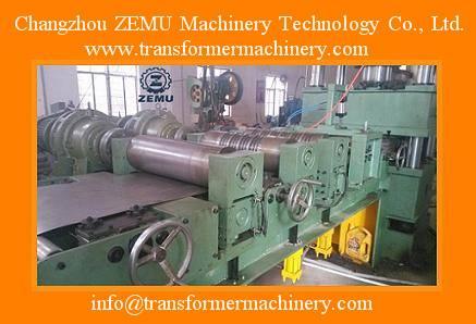 Radiator Steel Plate Rolling Forming Machine