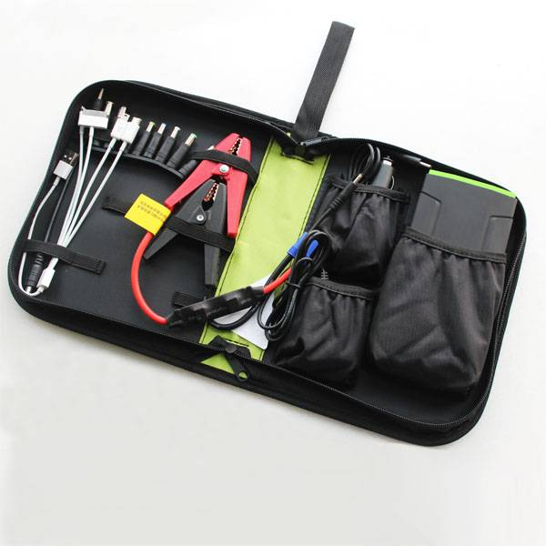 Portable rechargeable battery & Multipurpose Multifunction Auto Emergency Power