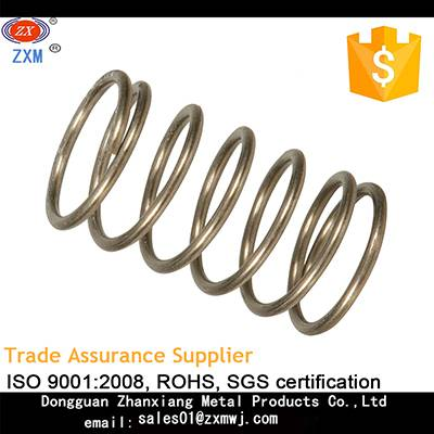 sell custom stainless steel precision spring
