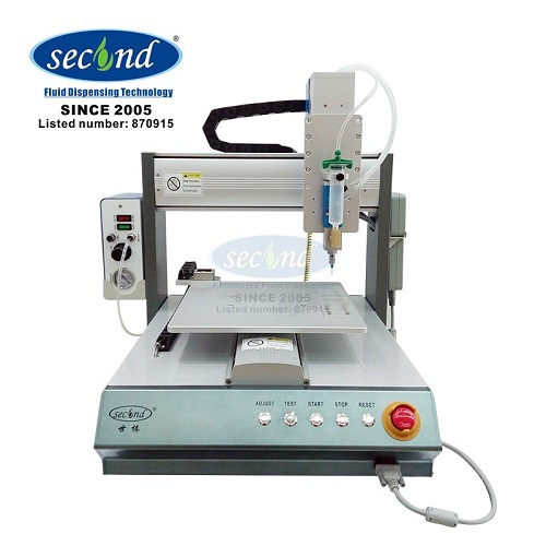 CE certificated high precision 3 Axis automatic glue dispensing machine for smart phone and 3D dimen
