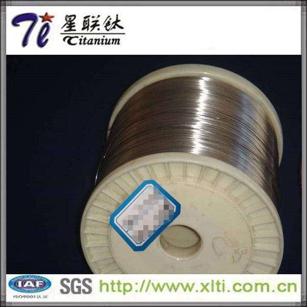 The High Tensile 6al-4v Titanium Wire