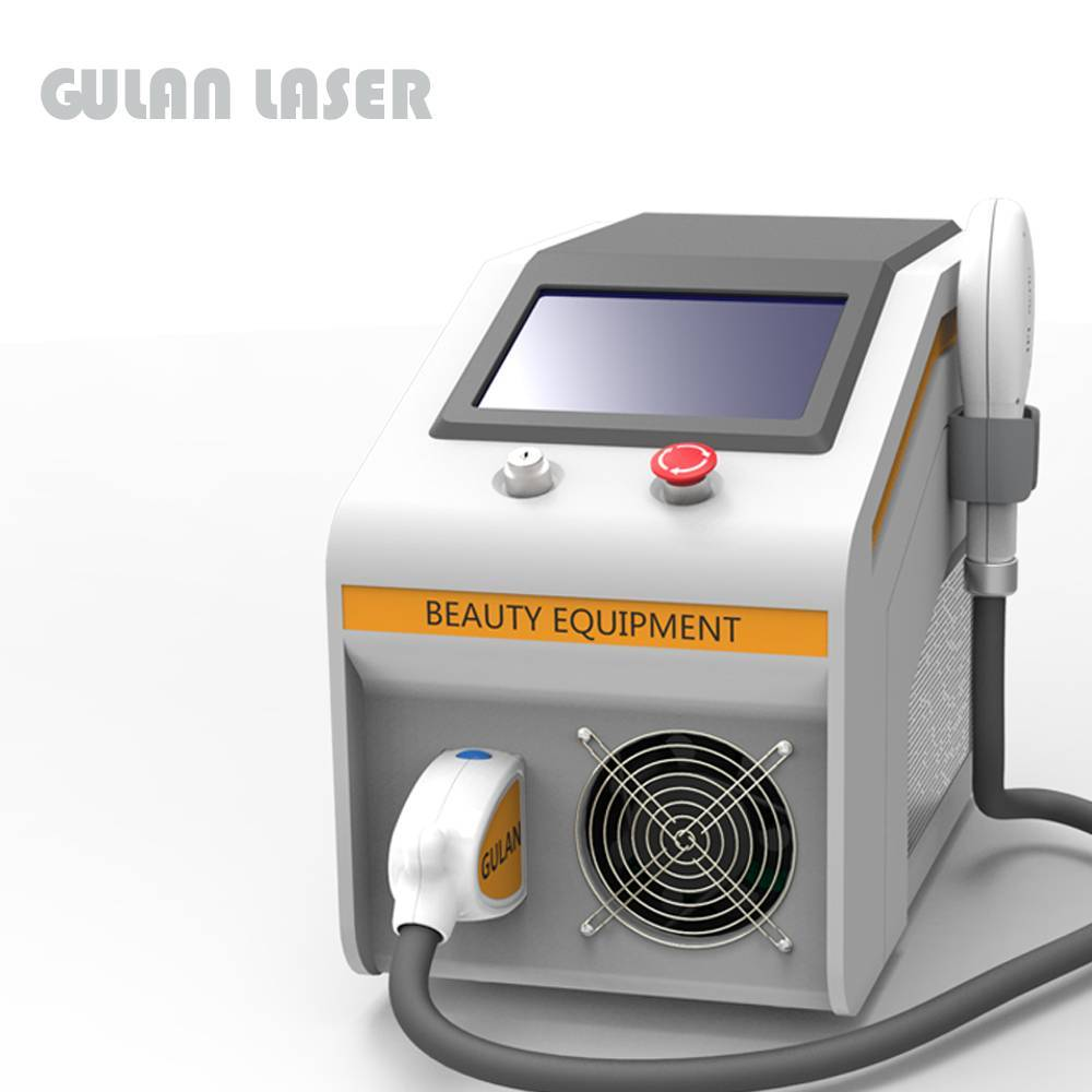 High quality IPL machine with the most advanced AFT/SHR technology for skin rejuvenation MT100