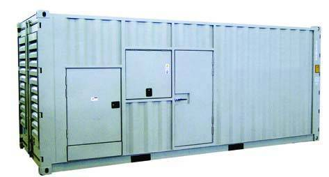 sell container generator set