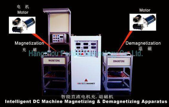 Intelligent DC Machine Magnetizer & Demagnetizer