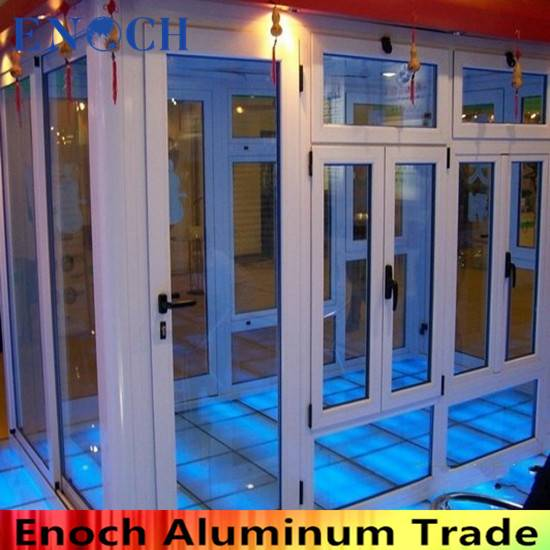 white color window made by aluminum ENC1004