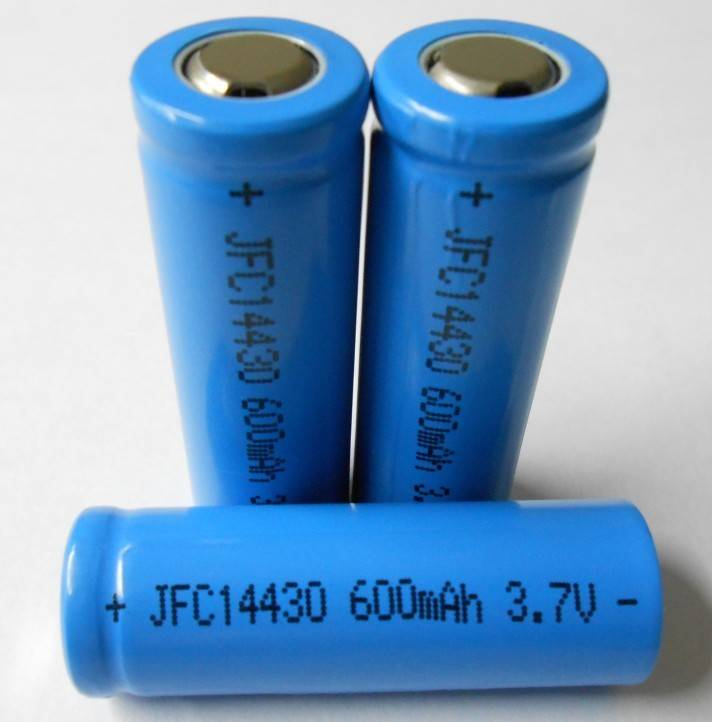 ICR14430,Electronic cigarette battery,14430 battery