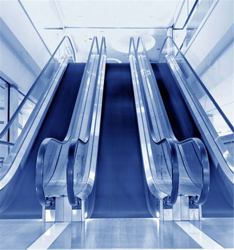 Hot selling price home escalator in china
