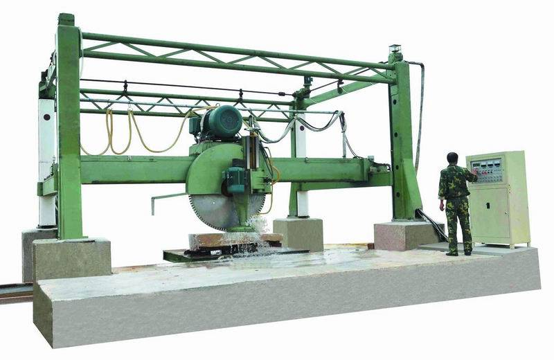 Model GS3500 Marble-block Two-way Cutting Machine