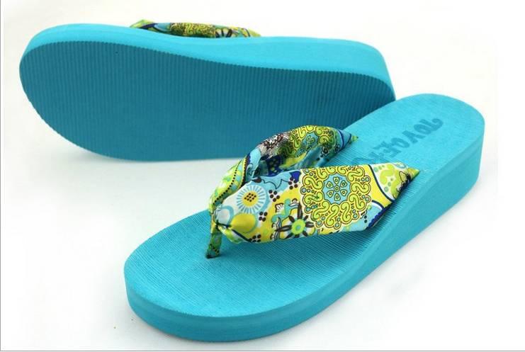 Women Ladies Slipper PE/PVC/TPR/EVA Sandal Shoes Flip Flop