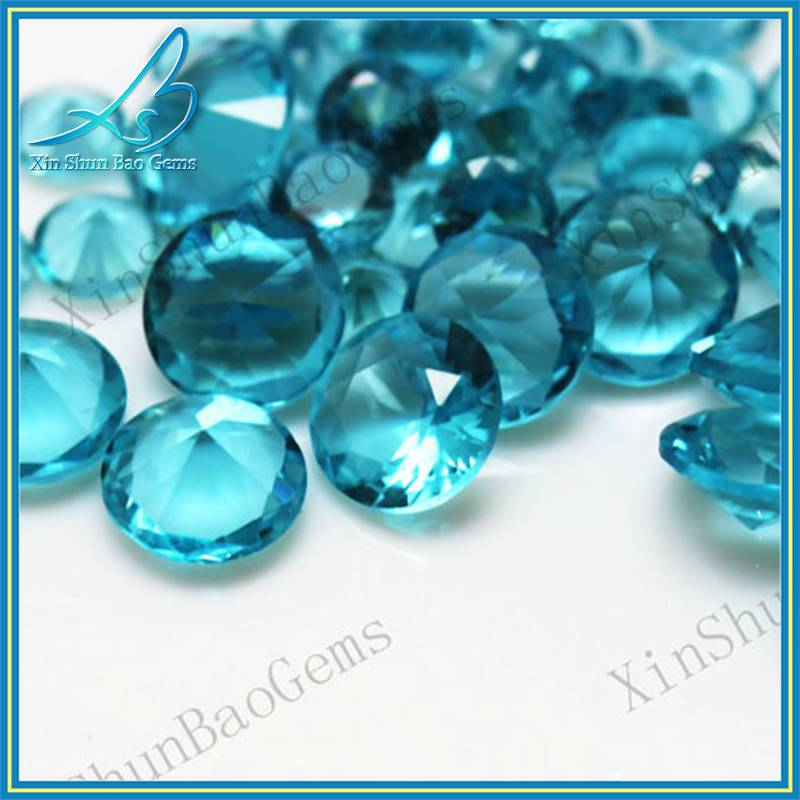 wuzhou wholesale glass gems/glass stone