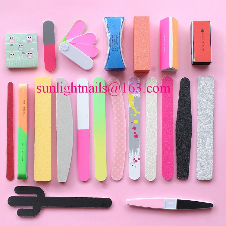 custom design nail file