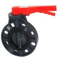 plastic butterfly valves/PP butterfly valves/pvc butterfly valves