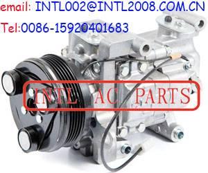 Panasonic car ac a/c compressor Mazda 3 2.0L 2.3L Mazda 5 2.3L 5pk BP4S-61-K00 BP4S61K00 H12A1AH4FX