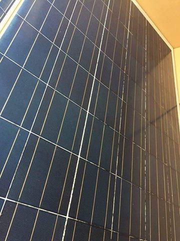 USED CONERGY SOLAR PANELS