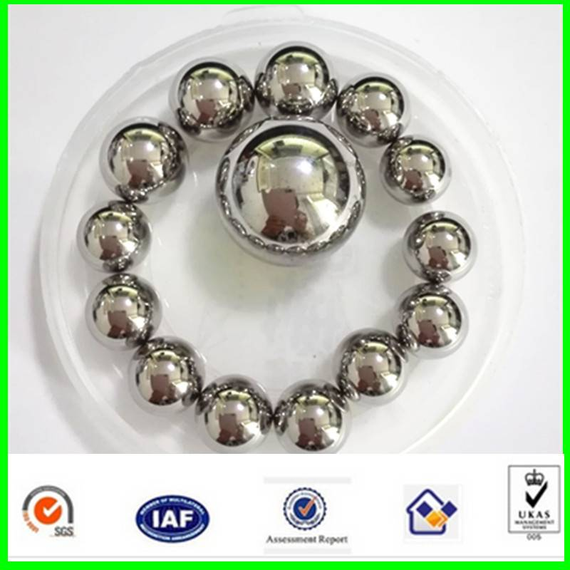 chrome steel ball/ bearing ball