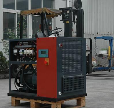 Screw Air Compressor of (EX-55A/W)