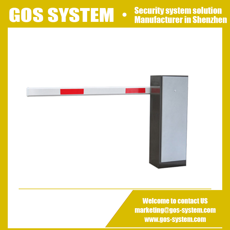 Intelligent automatic boom traffic barrier gate with 1-6 meters boom by Gos system