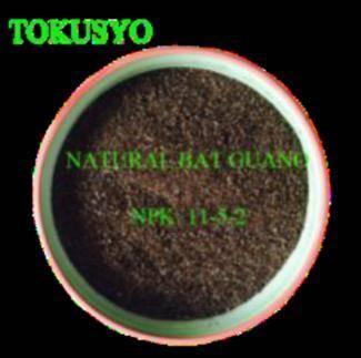 Natural Bat Guano Nitrogen Organic Fertilizer