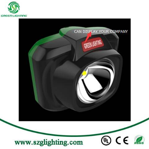 GL6C(B) Cordless miners cap lamp 13000Lx Headlamps with 6.2ah battery