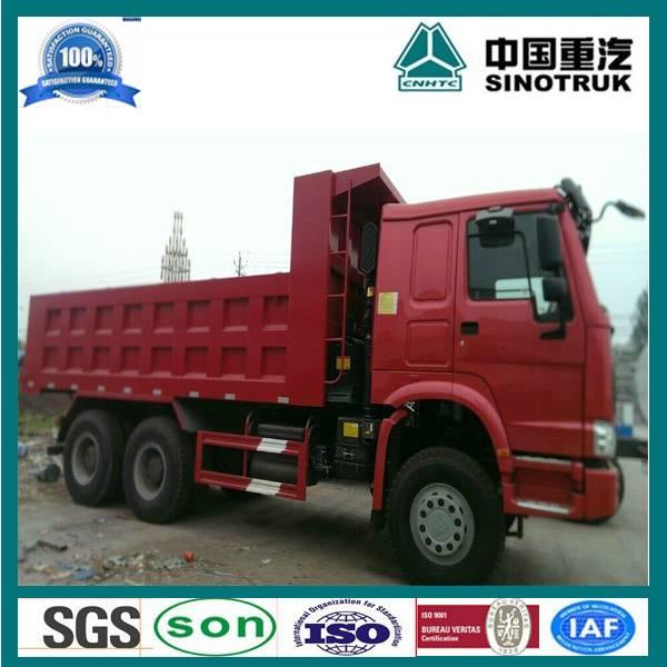 China brand new sinotruk 25ton howo dump truck 6x4
