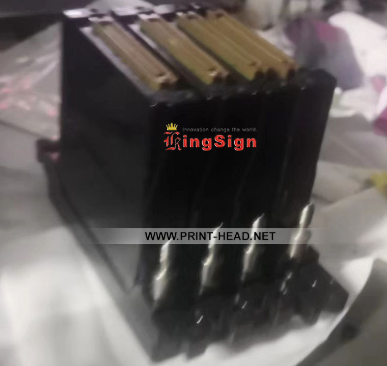 Used KM1024MHB-14PL UV Printhead
