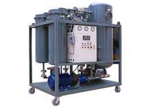 ZJC turbine vacuum oil purifier, waste oil disposal machine