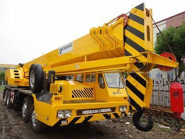 Used 40T Mobile cranes Kato NK400