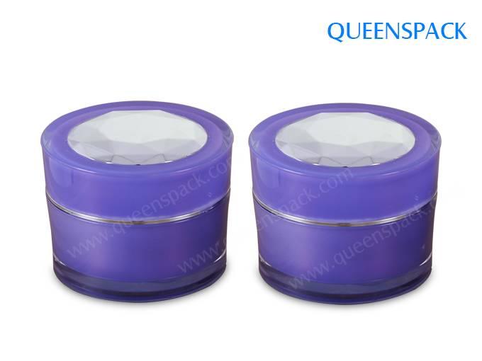 CREAM JAR (Q7776B)
