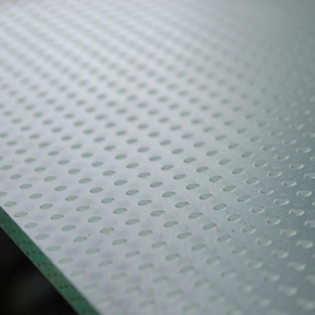 10mm + 10mm Anti-Slip Glass