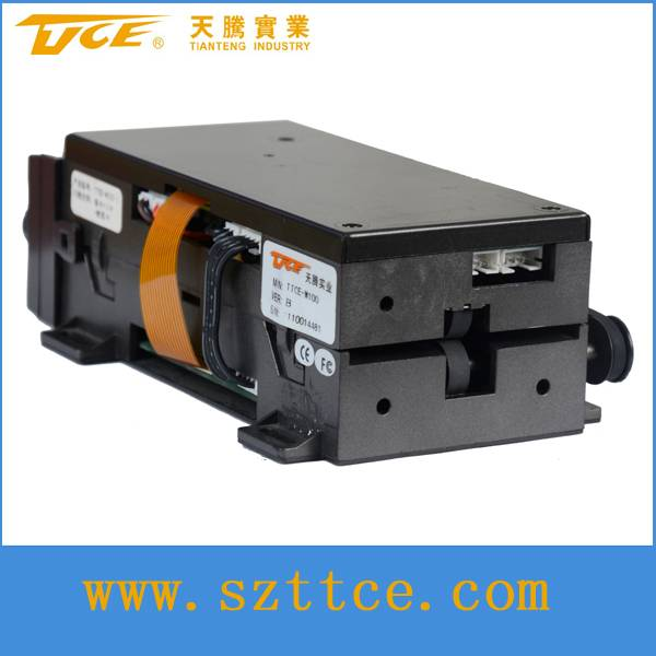 Vending and ATM kiosk EMV motor card reader (TTCE-M100)