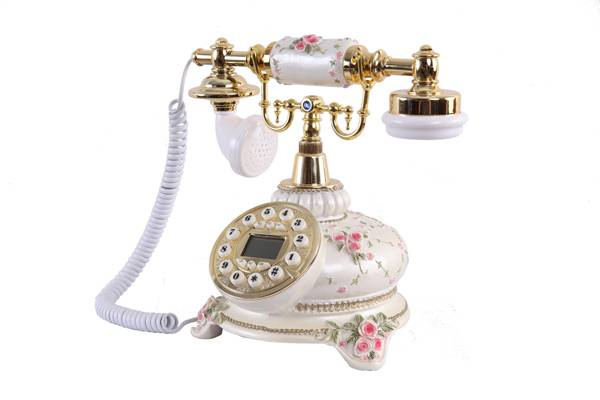 OEM or ODM are available antique caller id telephone high quality corded telephone MS-5700A