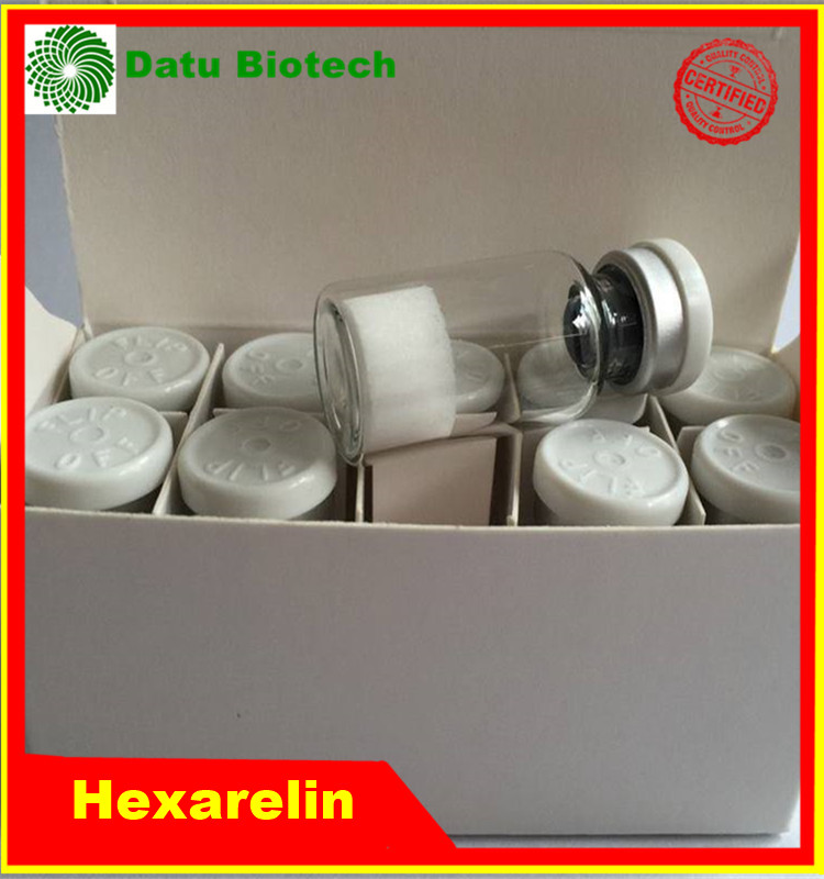 99% Purity Hexarelin Peptide Powder Growth Hormone 2mg/5mg Hexarelin For Bodybuilding Lowest Price