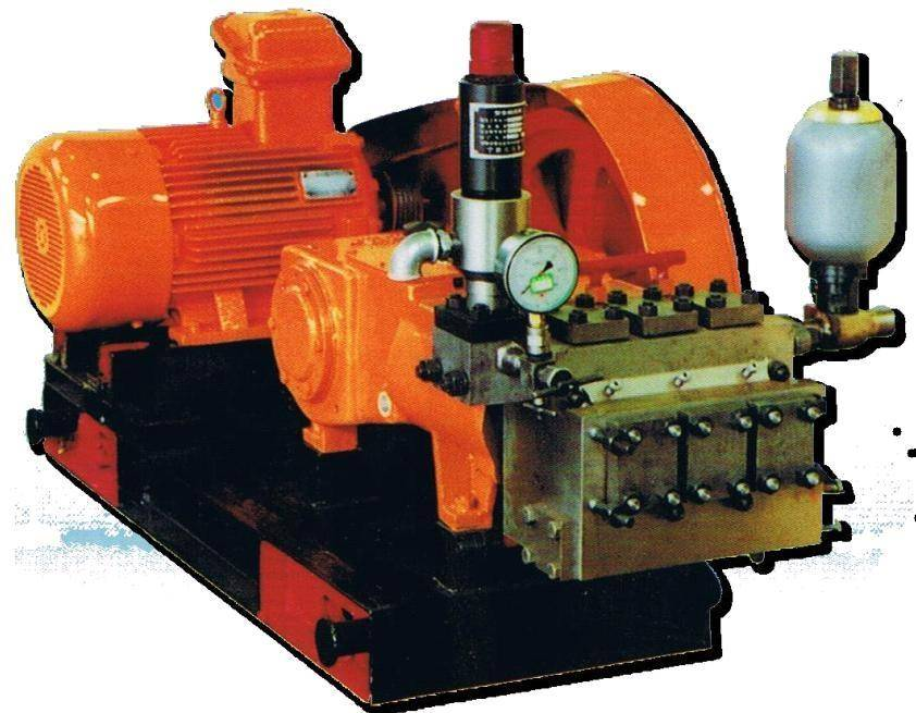 3RC Series CO2 Injection Pump