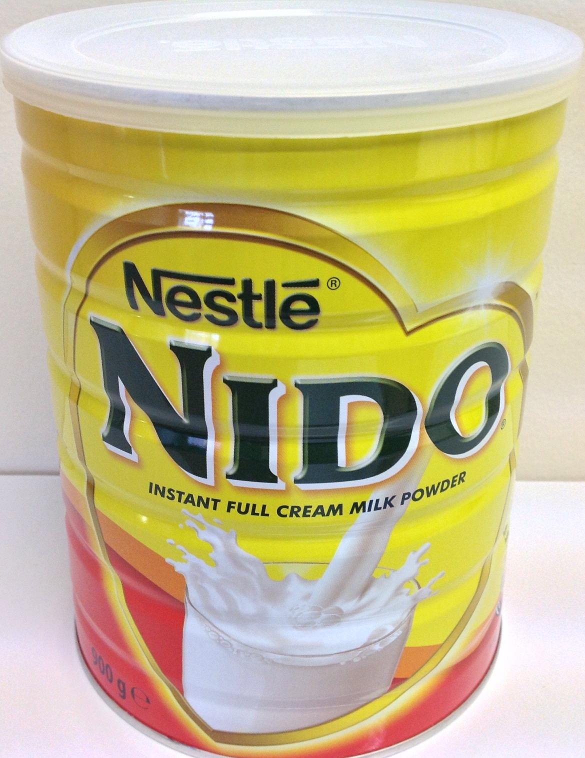 Nestle Nido Milk Powder 900 G