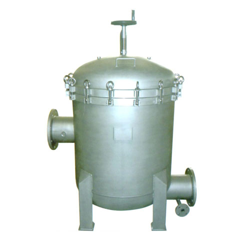 Stainless Steel Bag Filters