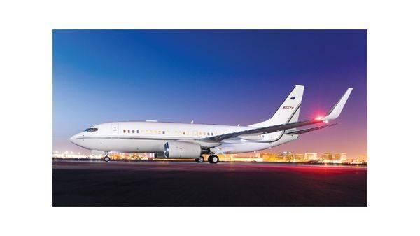 Boeing VIP