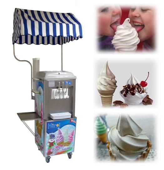 Soft ice cream machine:BQL933A