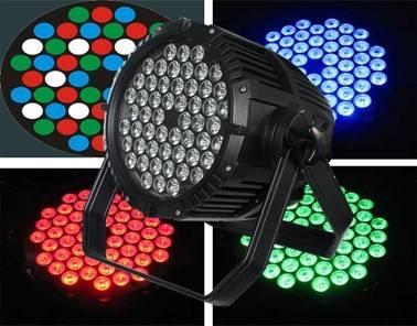 Stage Lighting LED Waterproof 3W54 Par Light