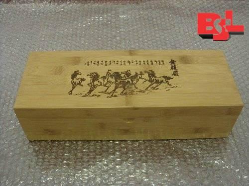 Bamboo Wine Box bsl-018