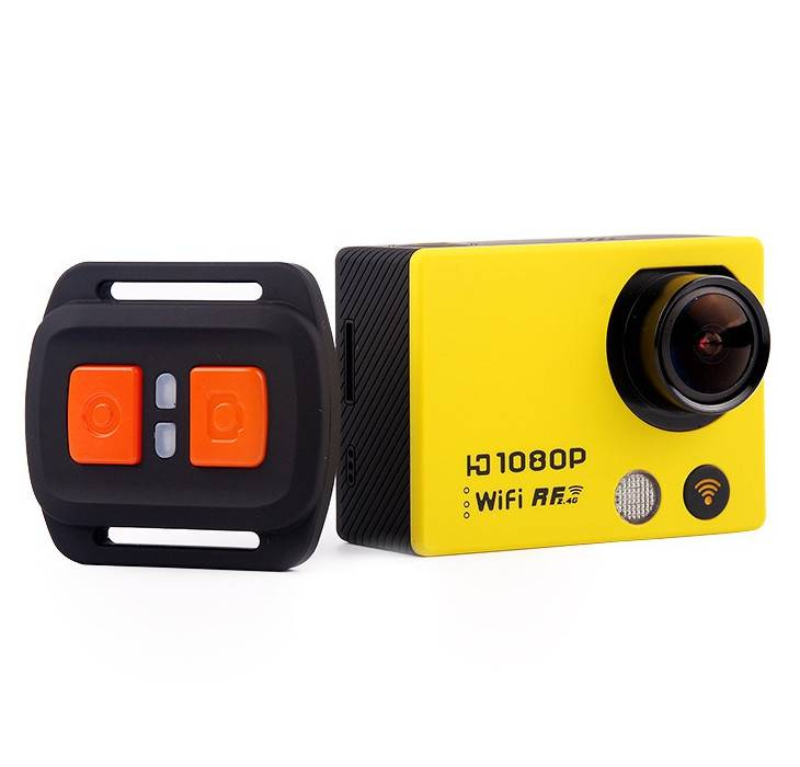2.0 inch 50m underwater action camera remote control FHD 1080P Digital Camcorder