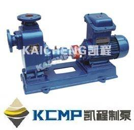 ZX self priming pump