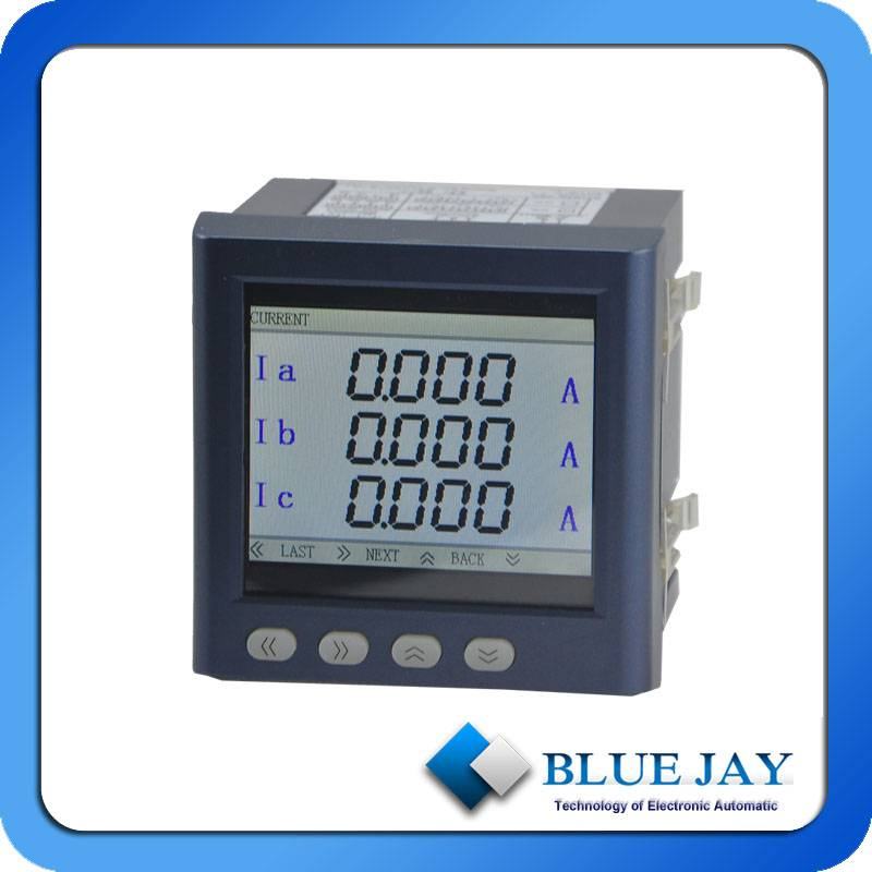 Single phase digital active power meter,reactive power meter