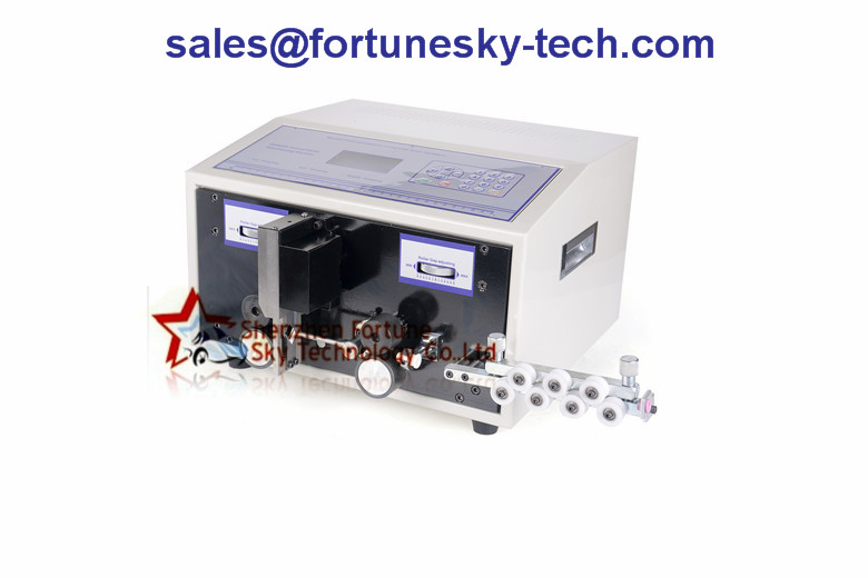 0.1-2.5 SQMM Fully Automatic Wire Stripping Machine