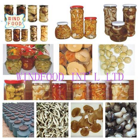 canned whole slice button mushroom