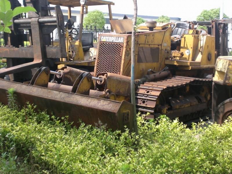 used bulldozer CATERPILLAR D3C bulldozer for sale