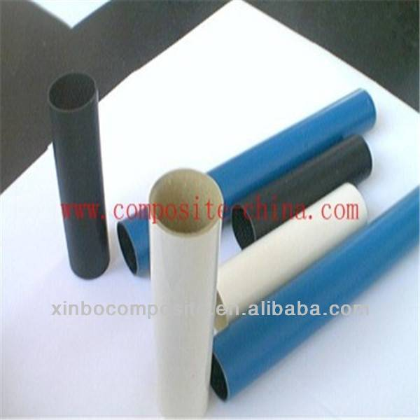 epoxy colorful glass fiber tube,customized glass fiber tube