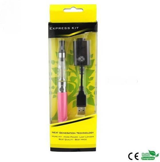 2013 eGo latest electronic cigarette blister pack