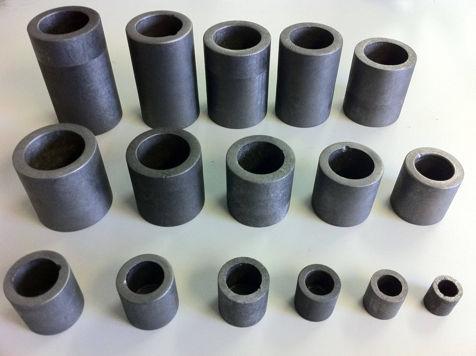 Graphite Crucible for jewelry making